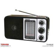 Radio Toshiba Ty-hru30 Fm Mw Sw Usb Mp3 Clássico