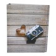 Álbum 200 Fotos 10x15 Hobbies C/ Memo Rec 104/09