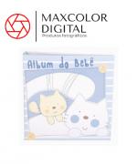 ALBUM 200F 10X15 BEBE MENINO MIMOS - REC 300/04