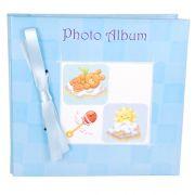 Álbum 60 Fotos 15x21 Bebê c/ anotações Rec 302/02