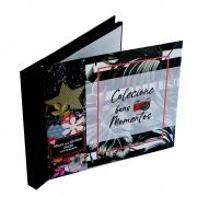 Álbum 60 Fotos 24x30 Paint Rec 100/58 com Cantoneira
