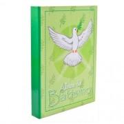 Álbum Batismo 40 fotos 15x21 Religioso Rec 400/04