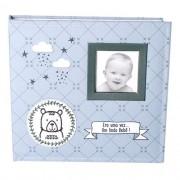 Álbum do bebe 200 fotos 10x15 era uma vez Ical 813