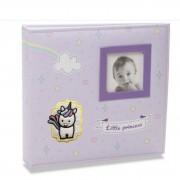 Álbum do Bebê  c/ caixa 200 fotos 10x15 Ical 814