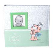 Álbum do Bebê Turma da Mônica C/ Caixa 200 Fotos 10x15 Ical 855