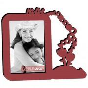 Porta-Retrato 10x15 Mãe Rosas Rubi Geniale 11