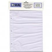 Refil Folha Branca 10 FL 15x21 - R6 - ICAL