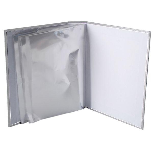 Álbum 100 Fotos 10x15cm + 50 Fotos 15x21cm Marfim Rec 109/03