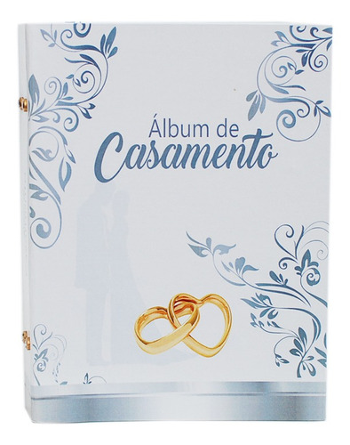 Álbum 100 Fotos 13x18 Casamento Rec 114/02