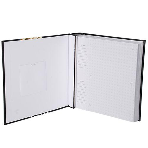 Álbum 100 fotos 15x21 Square c/ janela - PB-443