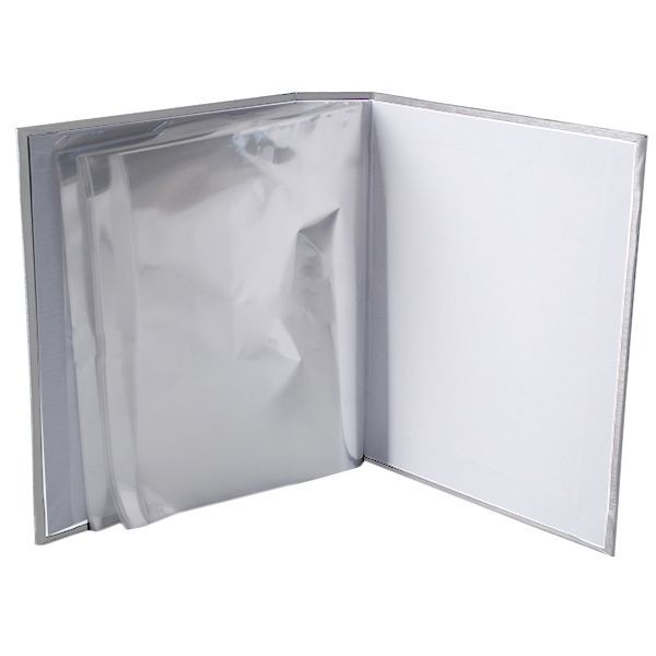 Álbum 100 fotos 20x30 Marfim Rec 109/12