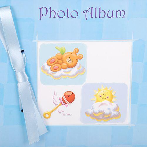 Álbum 120 Fotos 10x15 Bebê c/ anotações Rec 302/02