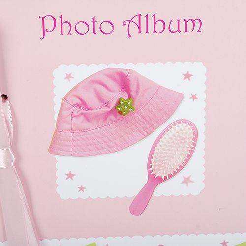 Álbum 120 Fotos 10x15 Bebê c/ Anotações Rec 302/01