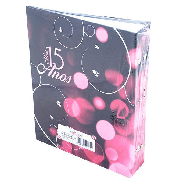 Álbum 200 Fotos 10x15 Debutante Rec 115/02