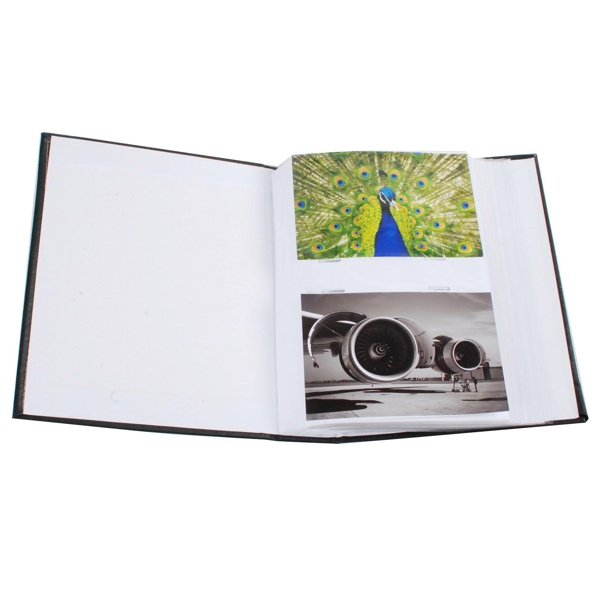 Álbum 200 fotos 10x15 Diversos Rec 000/22