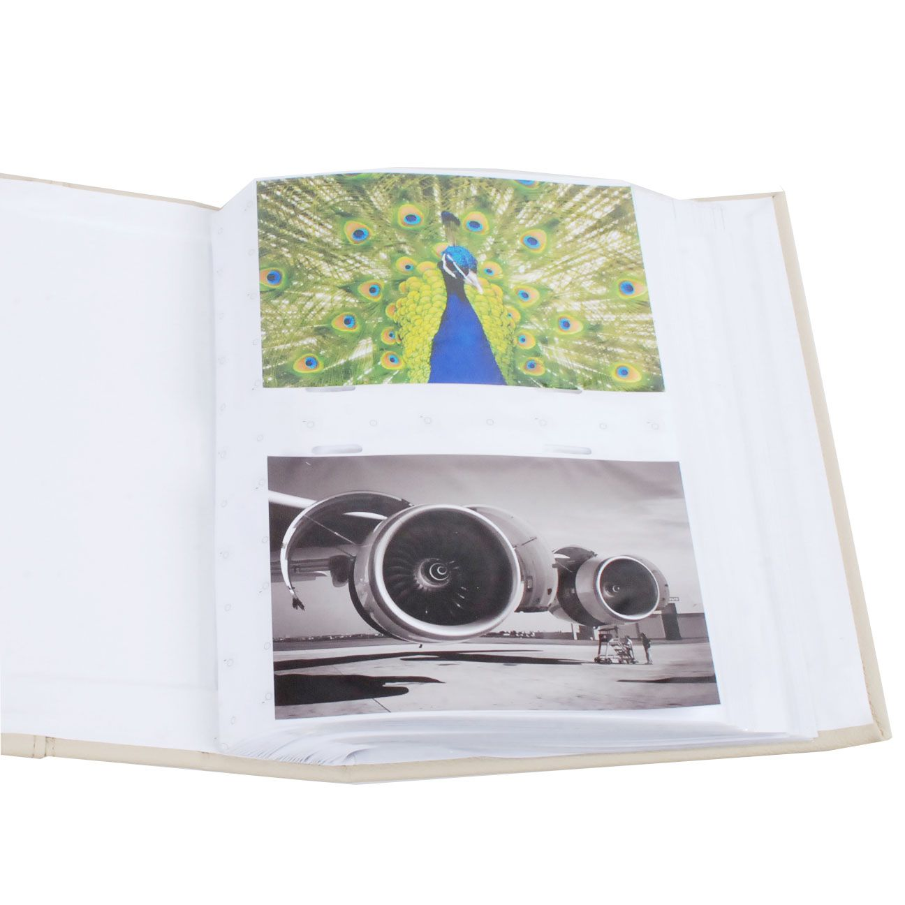 Álbum 200 fotos 10x15 Diversos Rec 000/35