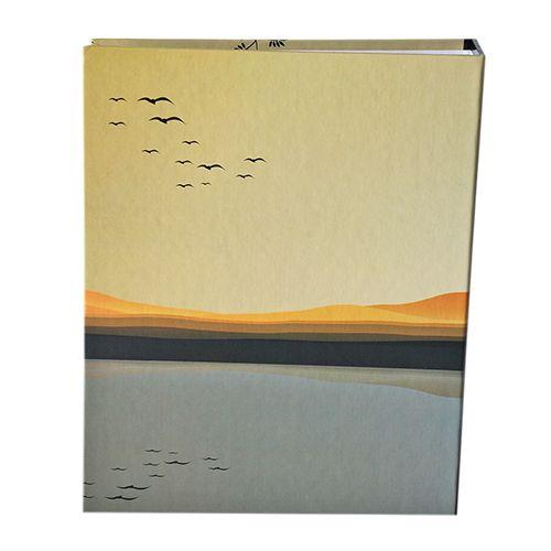 Álbum 200 Fotos 10x15 Eco c /miolo Rec 105/10