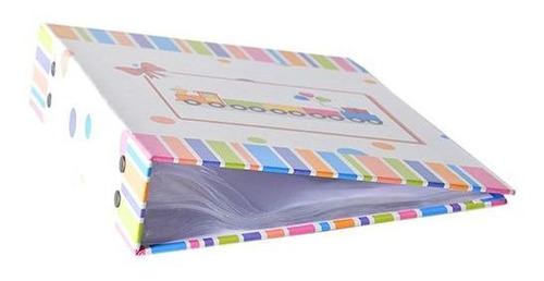 Álbum 200 Fotos 10x15 Infantil Rec 101/04