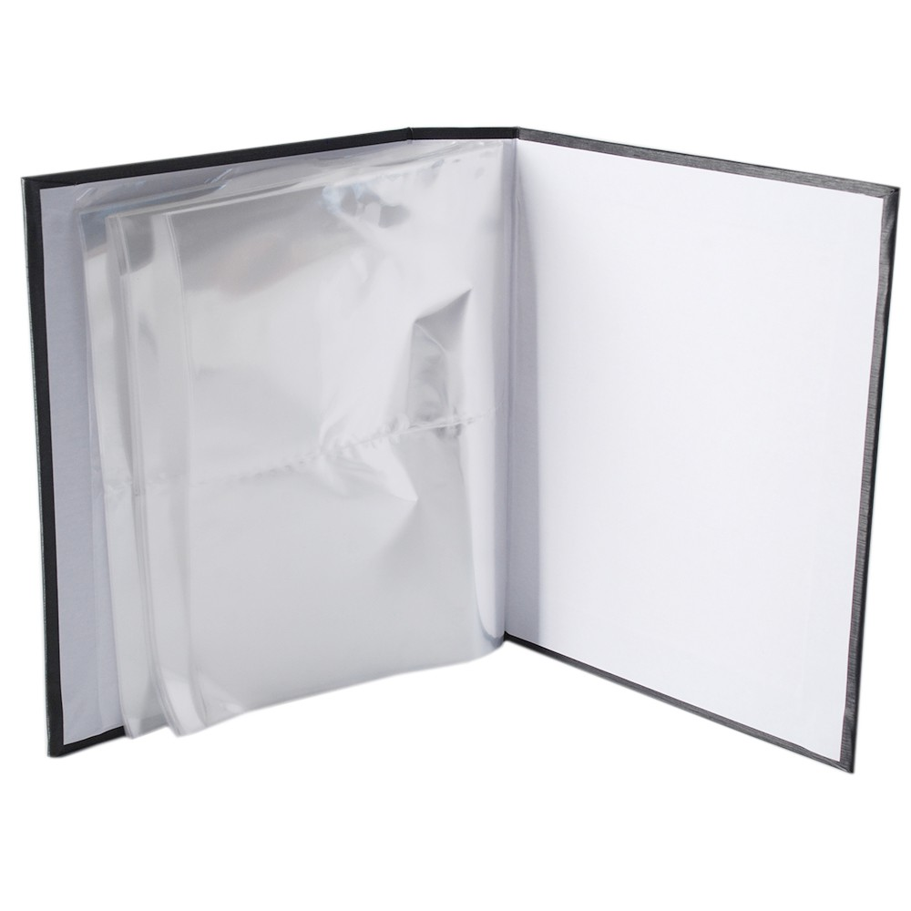 Álbum 200 Fotos 10x15 Marfim Rec 109/02