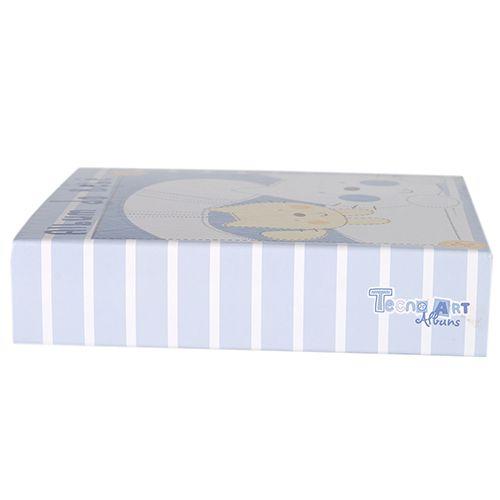 Álbum 200 Fotos 10x15 Mimos Azul Rec 300/04