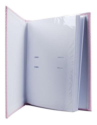 Álbum 200 Fotos 10x15 Office - Folha Branca Rec 006/09