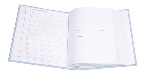 Álbum 200 Fotos 10x15 Office - Folha Branca Rec 006/10