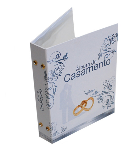 Álbum 200 Fotos 13x18 Casamento Rec 114/02