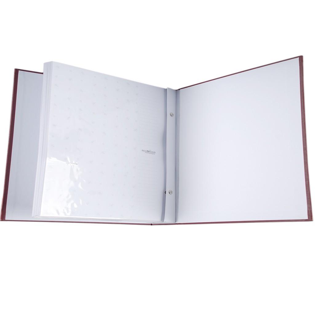 Álbum 200 Fotos 15x21 Marfim Rec 109/24