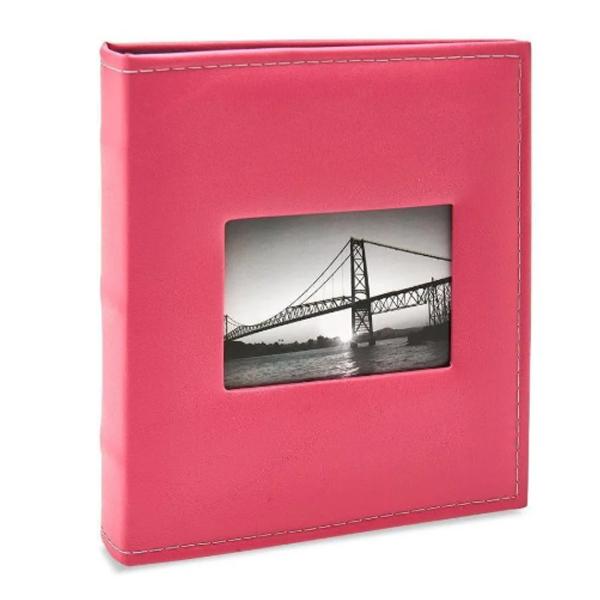 ALBUM 200F 10X15 PRESTIGE COM JANELA FICHÁRIO- ICAL 403