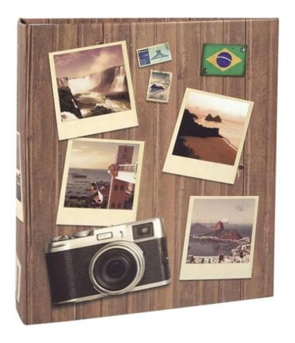ALBUM 200F 10X15 VIAGEM FICHÁRIO - ICAL 586
