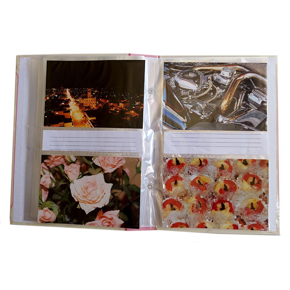 Álbum 240 Fotos 10x15 C/ Memo Hobbies Rec 104/01