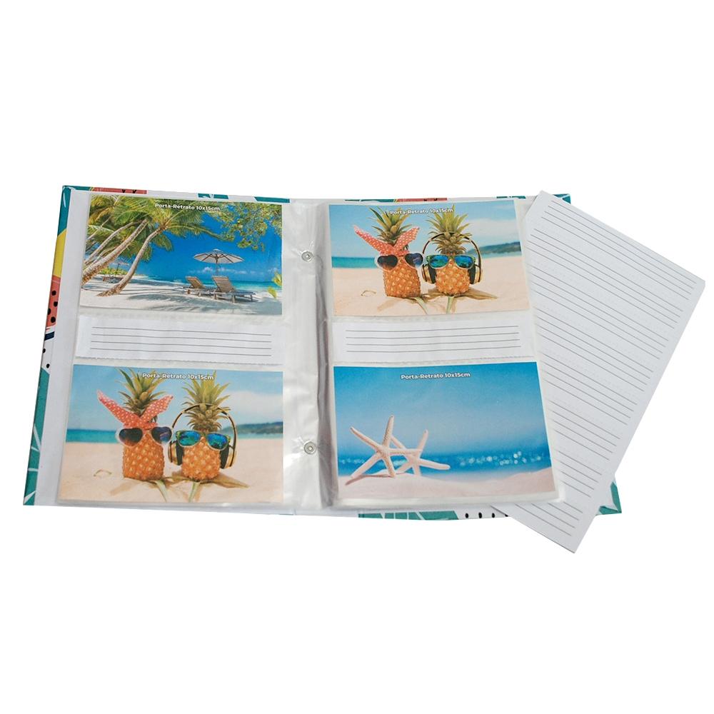Álbum 240 Fotos 10x15 Paint C/Memo Rec 100/16