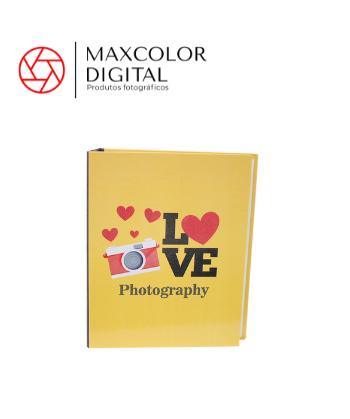 Álbum 240 Fotos 10x15 Paint C/Memo Rec 100/27