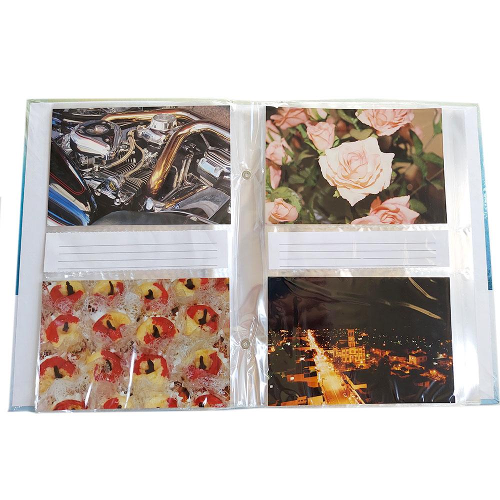 Álbum 240 Fotos 10x15 Paint C/Memo Rec 100/30