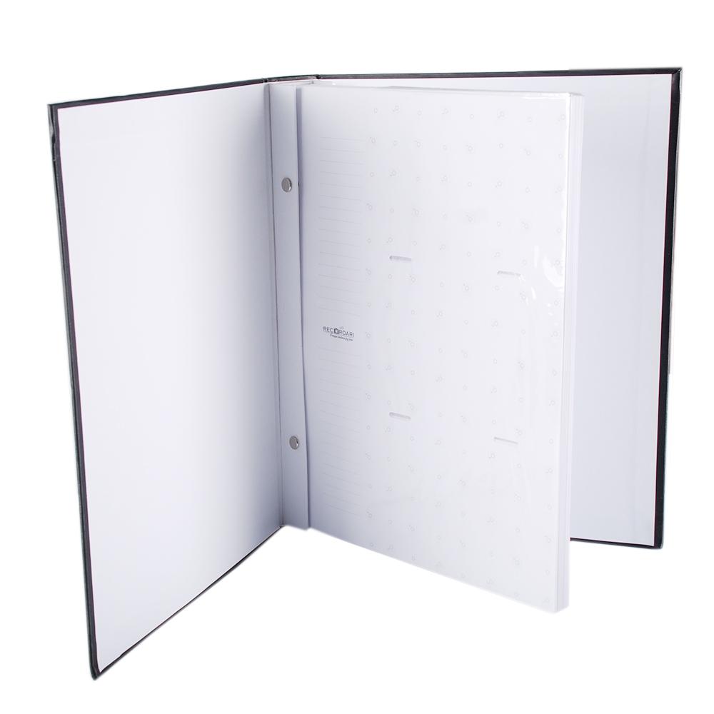 Álbum 300 Fotos 10x15 Com Miolo Marfim Rec 109/22