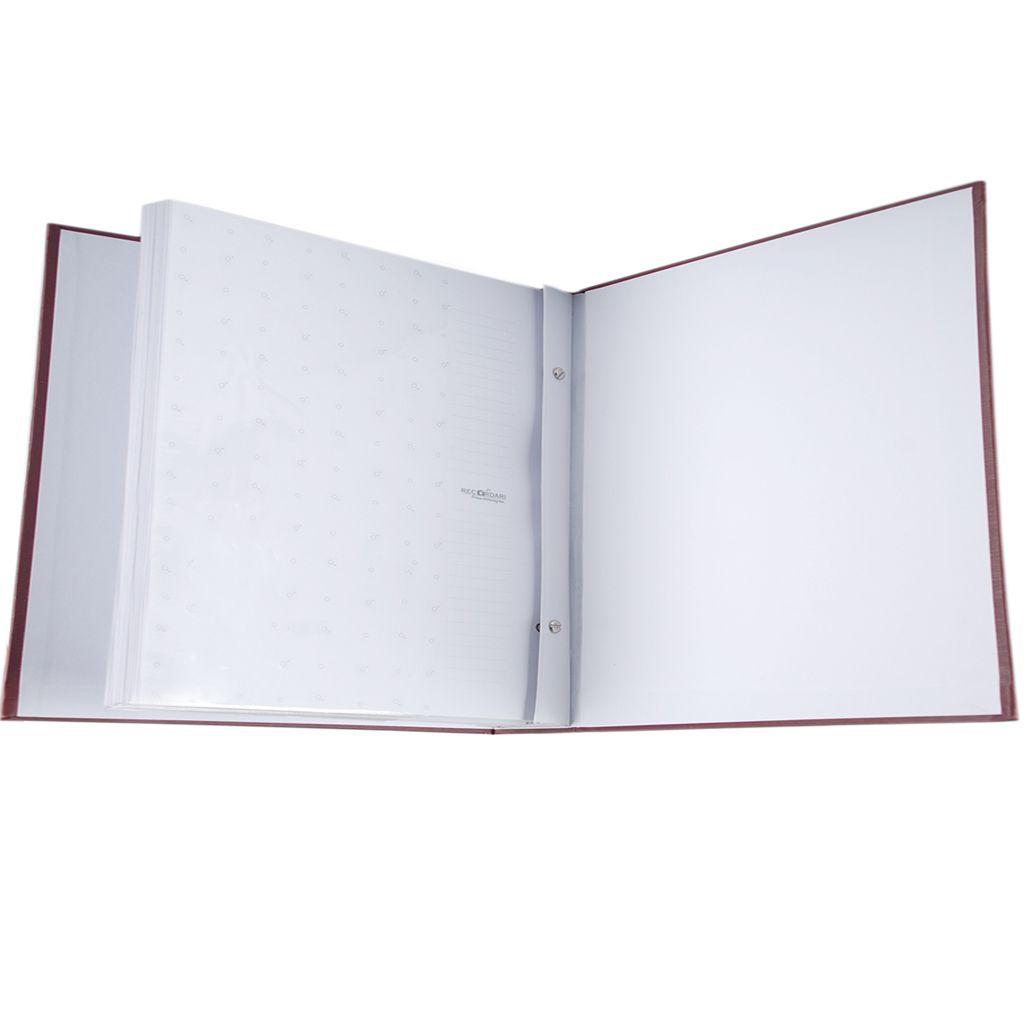 Álbum 300 Fotos 15x21 Marfim Rec 109/12