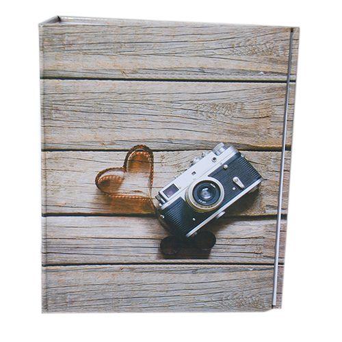 Álbum 400 Fotos 10x15 Hobbies Rec 104/09