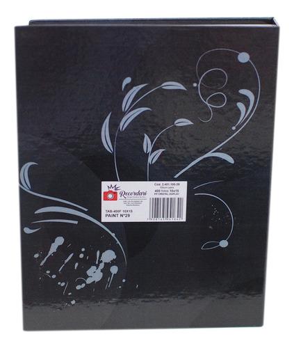 Álbum 400 Fotos 10x15 Paint Rec 100/29