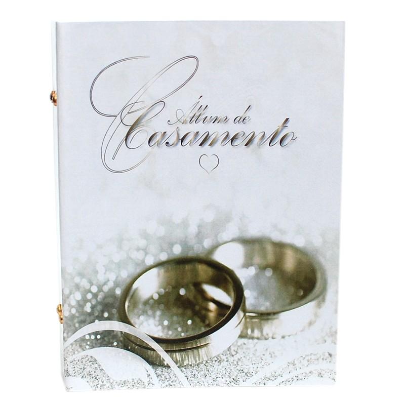 Álbum 40 Fotos 15x21 Casamento Rec 114/01