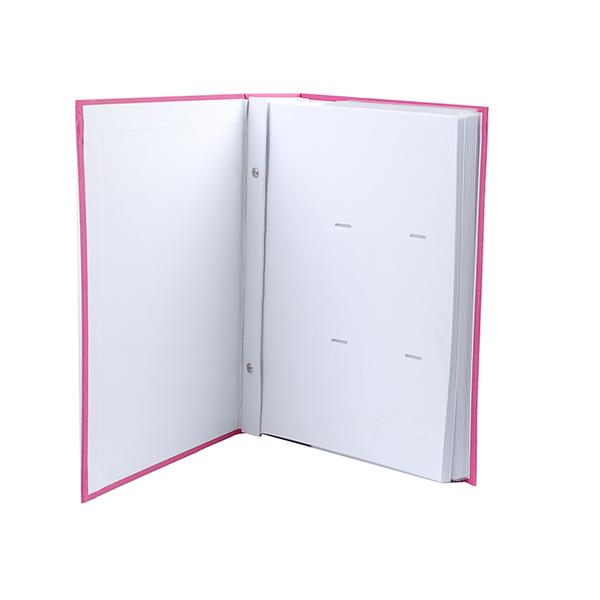 Álbum 450 fotos 10x15 Cordoba- folhas brancas Rec 004/15