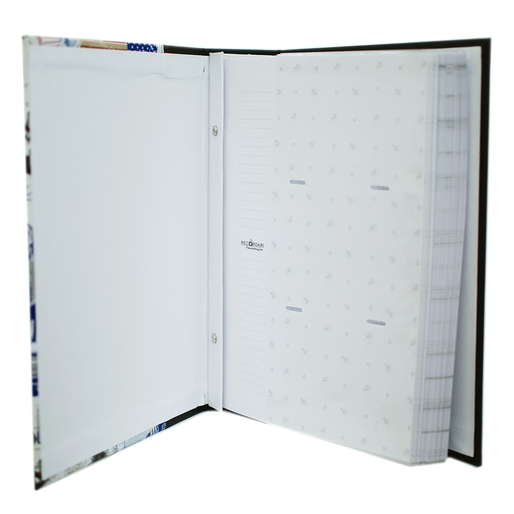 Álbum 450 fotos 10x15 Premium Rec 124/11