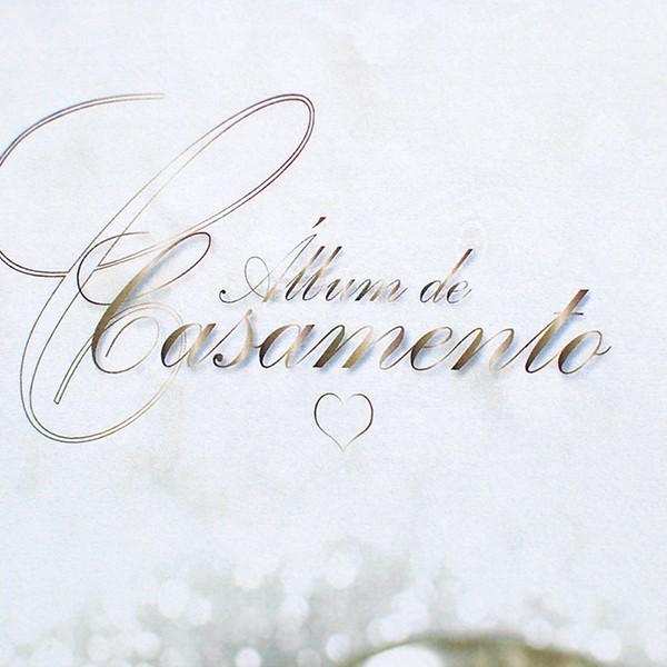 Álbum 60 Fotos 13x18 Casamento Rec 114/01