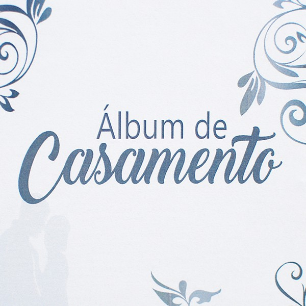 Álbum 60 Fotos 13x18 Casamento Rec 114/02