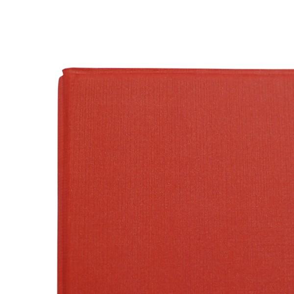 Álbum 60 Fotos 20x30 Linho Vermelho Rec 008/27