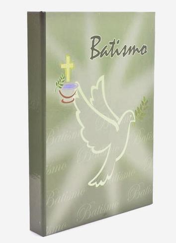 ALBUM 60F 15X21 BATISMO REC 400/06