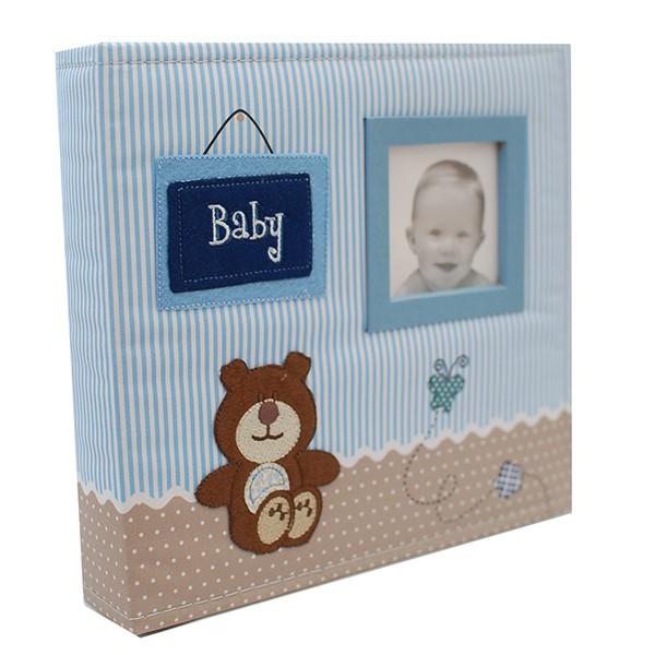 Álbum baby ursinho 100 fotos 15x21 - Ical 800