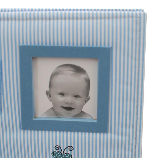 Álbum baby ursinho 200 fotos 10x15 C/ ferragem - Ical 800