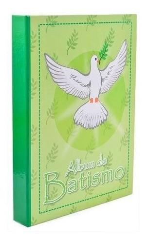 Álbum Batismo 40 Fotos 15x21 Religioso 400/04