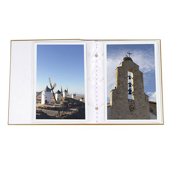 Álbum Cores 80 Fotos 15x21 - Ical 306