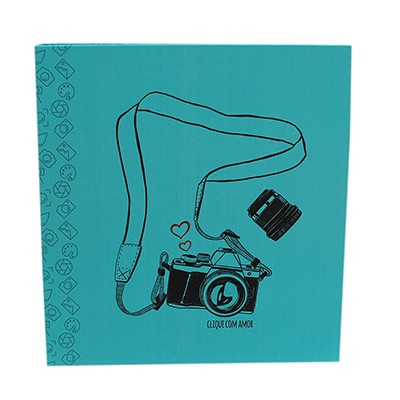 Álbum De Fotos Autocolante Ical 977